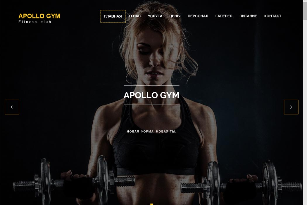 Apollo Gym