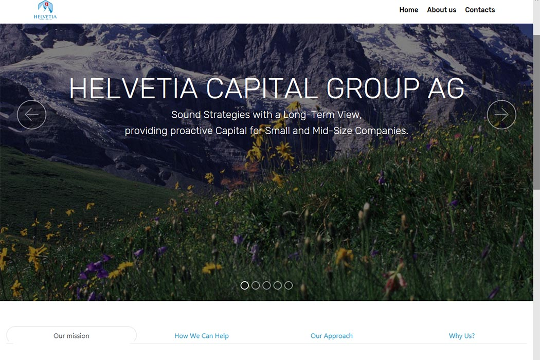 Helvetia Capital Group AG